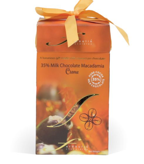 Christmas Sleek Whole Milk Macadamia 120G