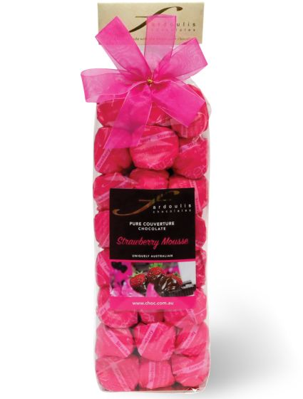 Strawberry Mousse 250g
