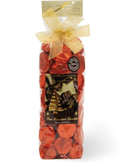 Dark Chocolate Stars 250G